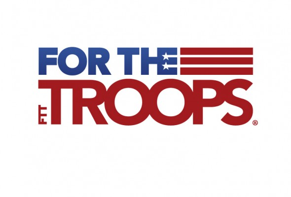 For The Troops Trademark