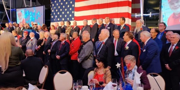 Military Tribute Gala Honored 50 Vietnam Era Veterans